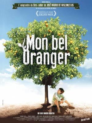 affiche du film Mon bel oranger