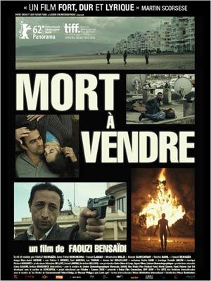affiche du film Mort à vendre (Death for sale)