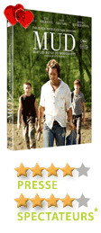 Mud de Jeff Nichols - En DVD, Blu-Ray et VOD