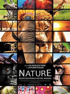 affiche du film Nature (Enchanted Kingdom)