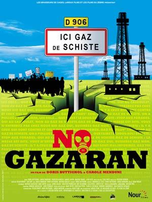 affiche du film No Gazaran