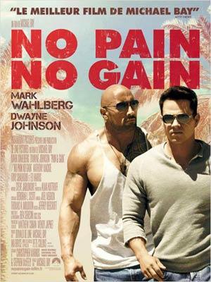 affiche du film -- No Pain No Gain