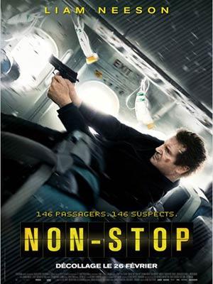 affiche du film Non-Stop