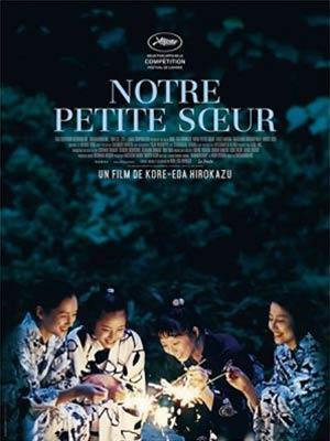 affiche du film Notre petite Soeur (UMIMACHI DIARY)