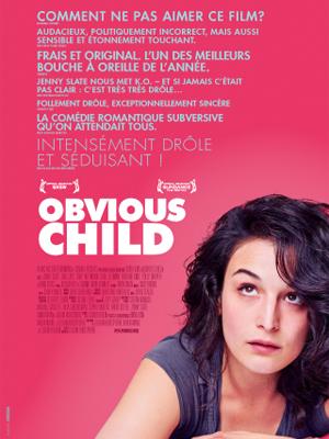 affiche du film Obvious Child