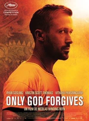 affiche du film Only God Forgives