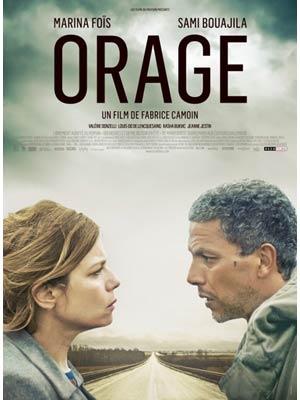 affiche du film Orage