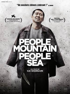 affiche du film People moutain People sea