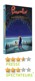 Pinocchio d'Enzo d'Alo - En DVD