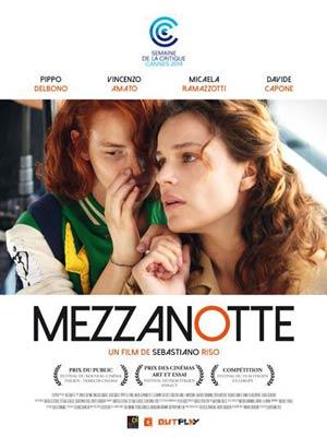 affiche du film Mezzanotte