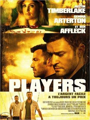 affiche du film Players (Runner, runner)