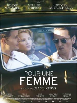 affiche du film Pour une femme