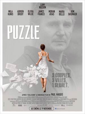 affiche du film Puzzle (Third Person)