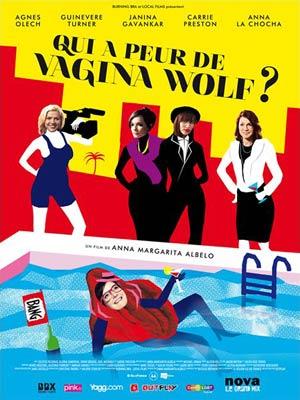 affiche du film Qui a peur de Vagina Wolf