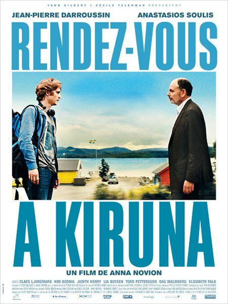 affiche du film Rendez-vous à Kiruna