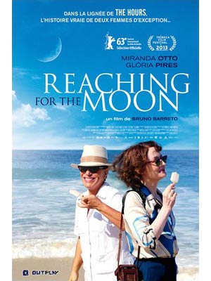 affiche du film Reaching for the Moon ( Flores Raras )