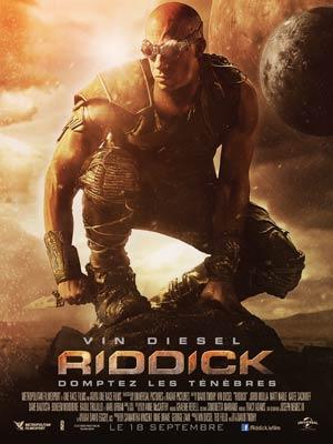 affiche du film RIDDICK