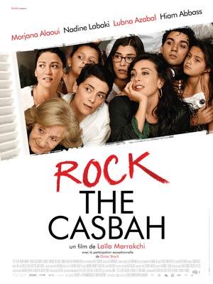 affiche du film Rock the casbah