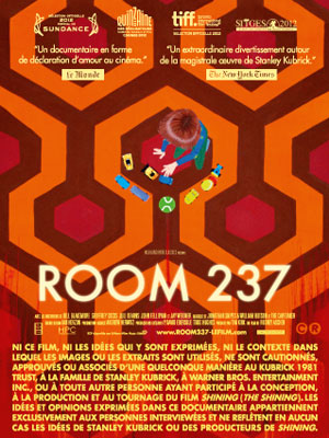 affiche du film ROOM 237