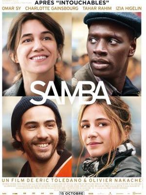 affiche du film Samba