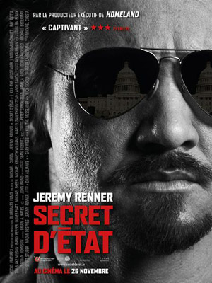 affiche du film Secret d'État (Kill The Messenger)