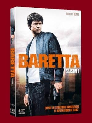 affiche du film Baretta