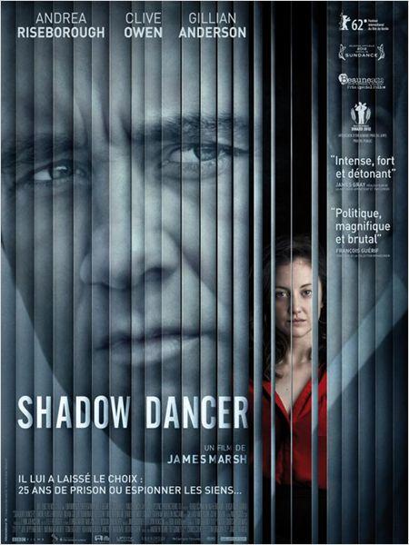 affiche du film Shadow Dancer