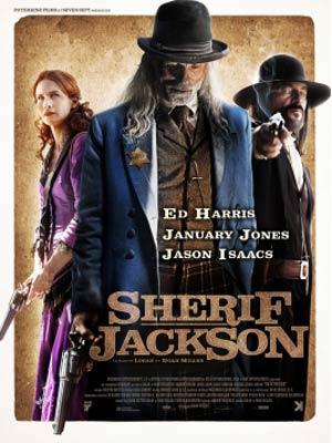 affiche du film Shérif Jackson  - sweetwater