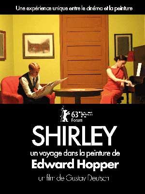 SHIRLEY : un voyage dans la peinture d'Edward Hopper de Gustav Deutsch - En VOD, DVD et Blu-Ray ...