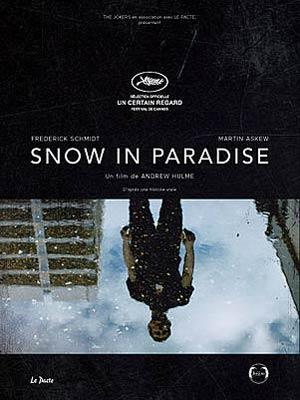 affiche du film Snow in Paradise