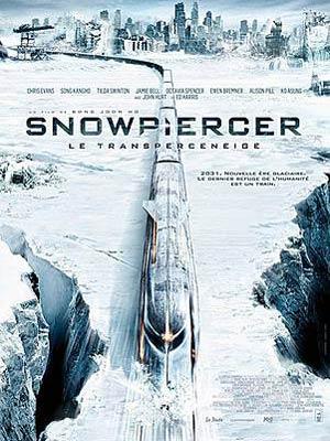 affiche du film Le transperceneige (Snowpiercer)