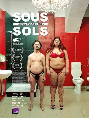 affiche du film Sous-Sols (Im Keller)