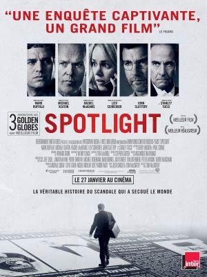 affiche du film Spotlight