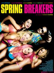 affiche du film Spring Breakers