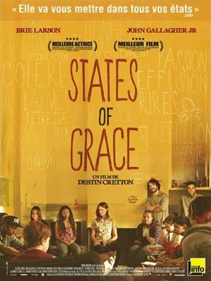 affiche du film States of Grace  (Short Term 12)