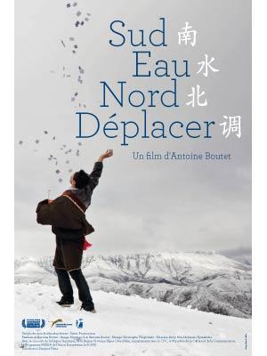 affiche du film Sud Eau Nord Déplacer