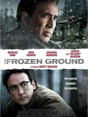 affiche du film Suspect (The Frozen Ground)
