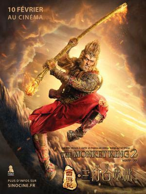 affiche du film The Monkey King 2