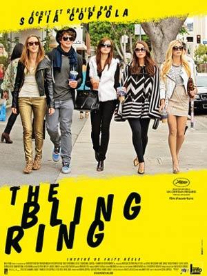 affiche du film The bling ring