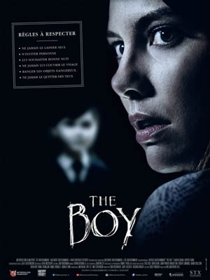 affiche du film The Boy