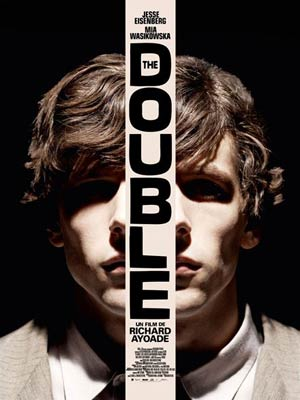 affiche du film The Double