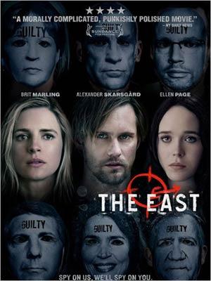 affiche du film The East