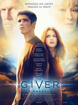 affiche du film The Giver - Le passeur