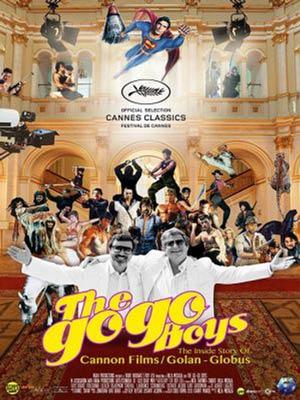 affiche du film The Go-Go Boys: The Inside Story of Cannon Films
