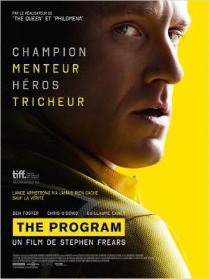 affiche du film The Program
