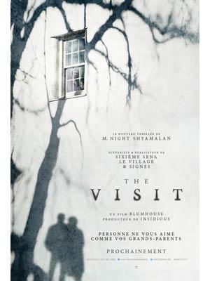 affiche du film The Visit