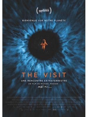 affiche du film The Visit - Une Rencontre Extraterrestre