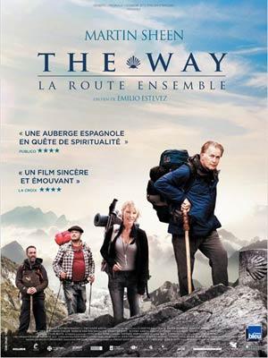 affiche du film The Way, La route ensemble