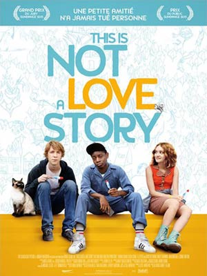 affiche du film This is not a love story