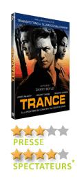 Trance de Danny Boyle - En DVD, Blu-Ray et VOD